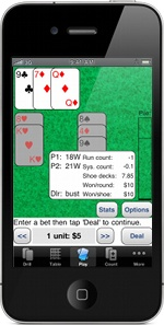 Blackjack Expert for iPhone