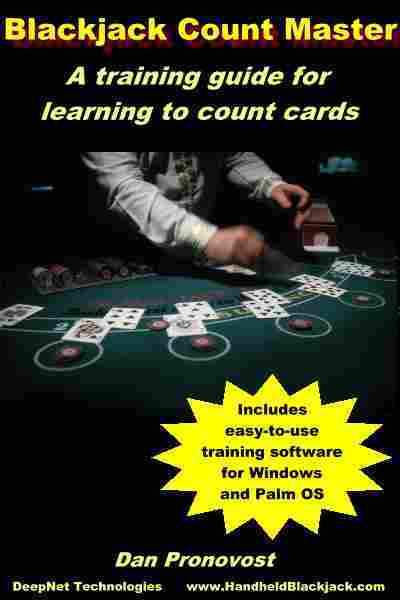 Blackjack Count Master e-Book