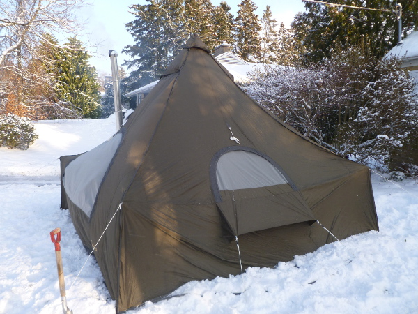I was amazed how much the stove warmed up the tent. I was able to get it up to 20C (from -5C) after an hour or two and enjoyed some scotch that ... & Camping Food Planner - the easiest way to plan your food ...